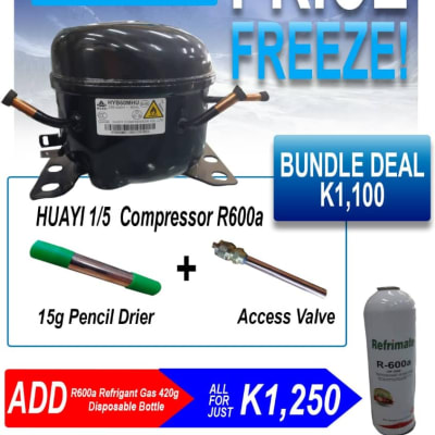 Special Deal on Huayi 1/5 R600 Domestic compressor image