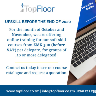 Special offer on soft skill training  image