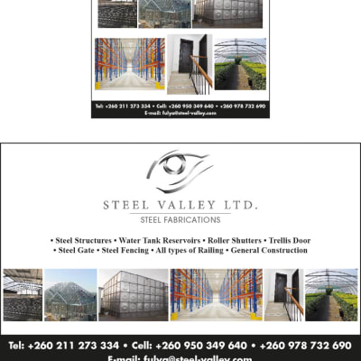 Specialists in structural steel fabrication and erection image