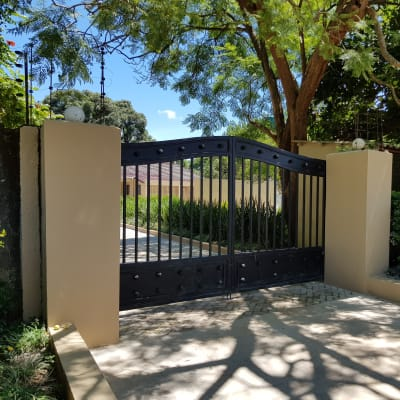 Wrought iron products - designs are very attractive and come in styles to suit any taste image
