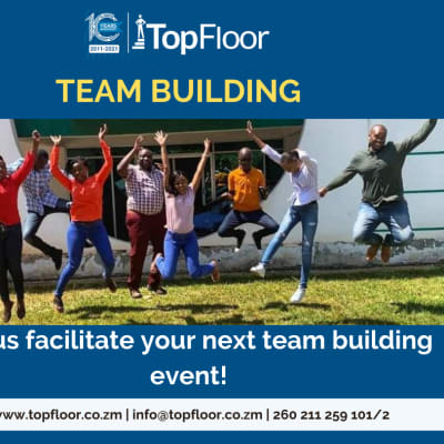 Let TopFloor facilitate your next team building event! image