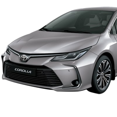 Introducing the all-new Corolla image