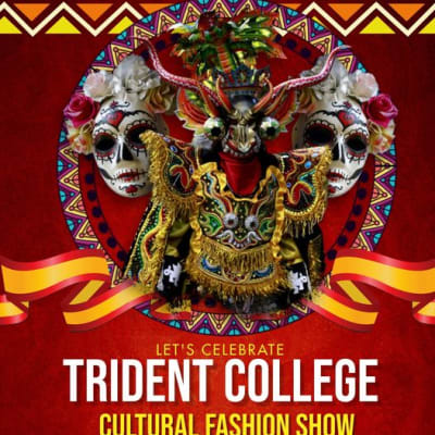 Come and experience the world Culture, music and fashion! image