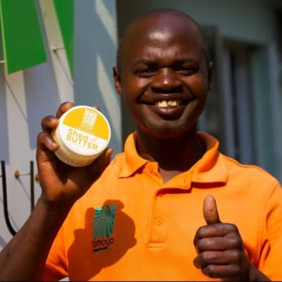 Shea Butter 200G Back in all Umoyo stores image
