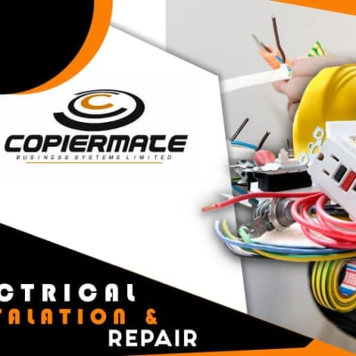 Professional installations, maintenance and repairs of general electrical systems image