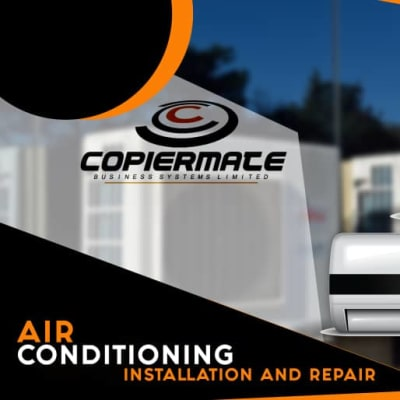 Installations and maintenance of: Air-conditioners - Split type, multi split and heat pumps image
