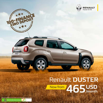 Get the Renault Duster now from 465USD/month image