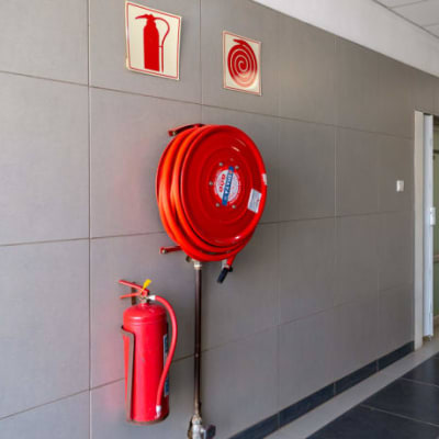Reliable brands of fire protection and detection equipment image