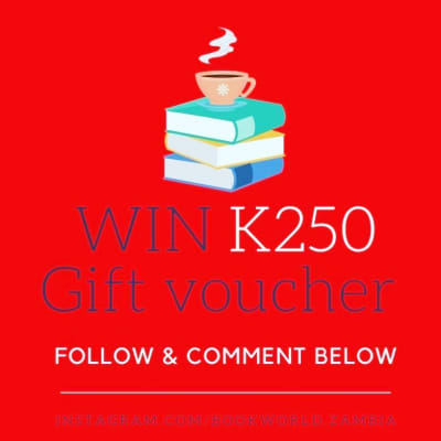 Win K250 gift voucher image