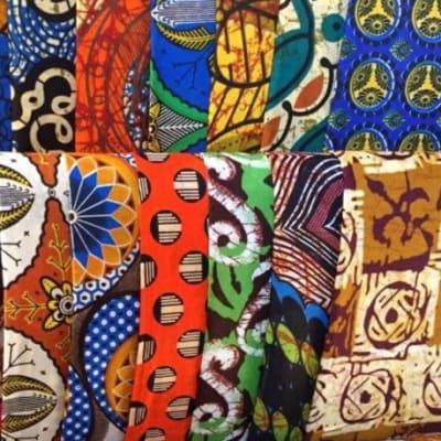 Elegant fashion fabrics at affordable prices image
