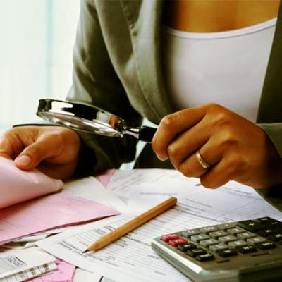 Tax planning, preparation and problems image