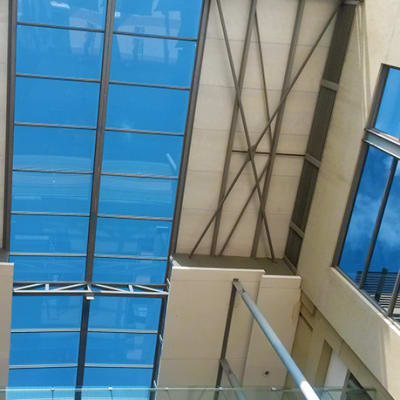 Manufactures aluminium windows and doors to a high specification image