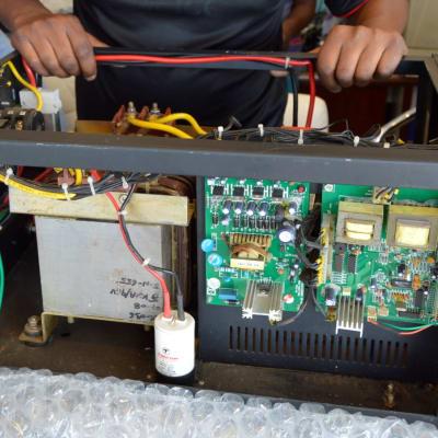 Solar Inverter professional repair  image