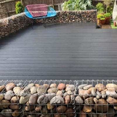 Suppliers and installers of Best Deck composite wood decking and cladding image
