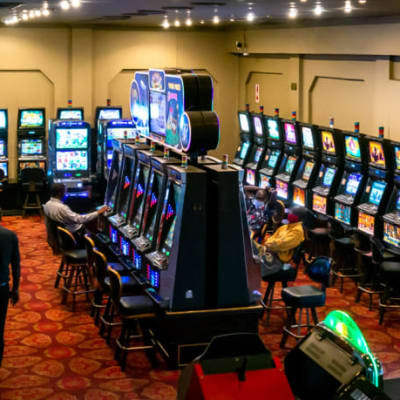 12 table games, 70 gaming machines and 2 poker tables image