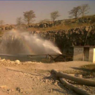 Borehole site surveys in Ndola image
