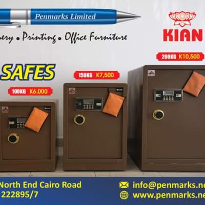 Special offer on fireproof digital safes image