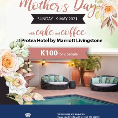 Mother's day special at Protea Hotel by Marriott Livingstone image