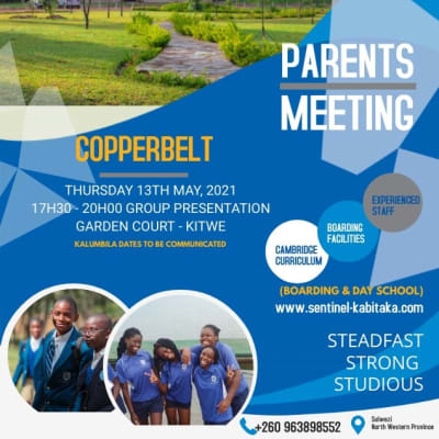 Parents meeting  image