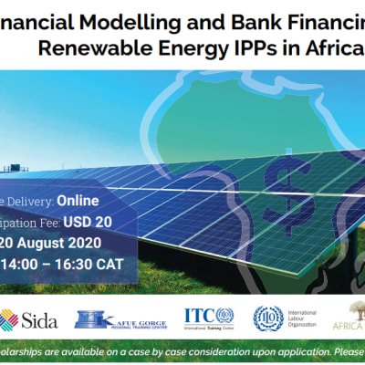 Financial Modelling and Bank Financing for Renewable Energy IPPs in Africa image