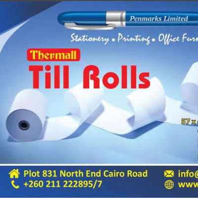 Special offer on Thermall Till Rolls  image