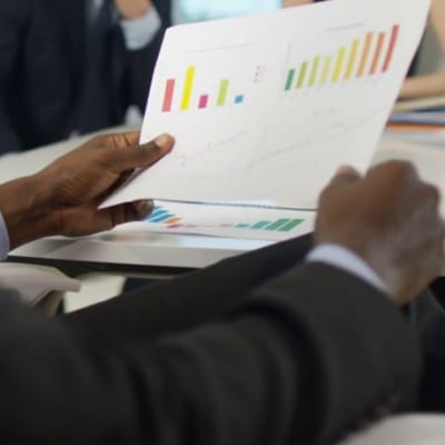 Solutions that improve the financial position and operations of businesses image