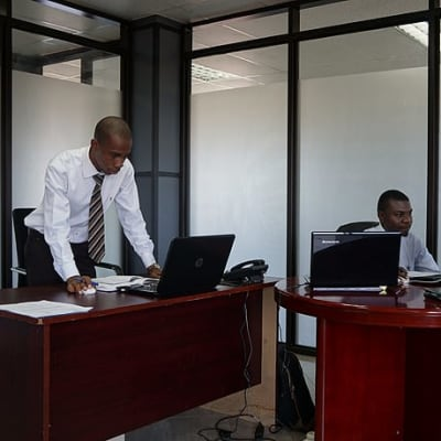 Liaison with Zambia Revenue Authority regarding client tax affairs image
