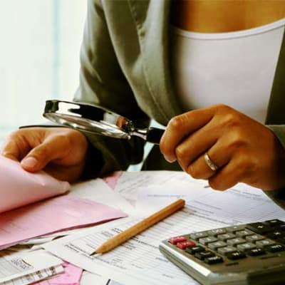 Audit and tax services image