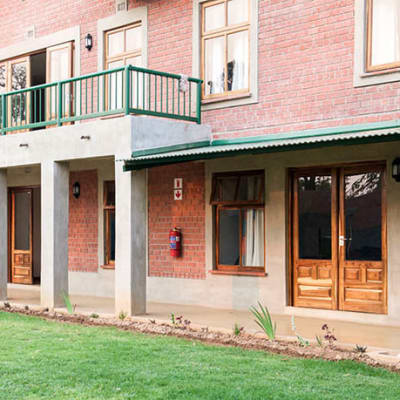 An incredible campus, set on a 50 sq km game reserve image