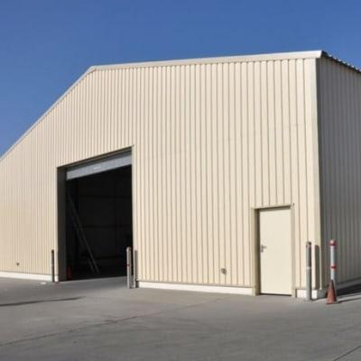 Warehouse and storage facilities image