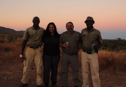 Three days on safari with the Pudamjee's