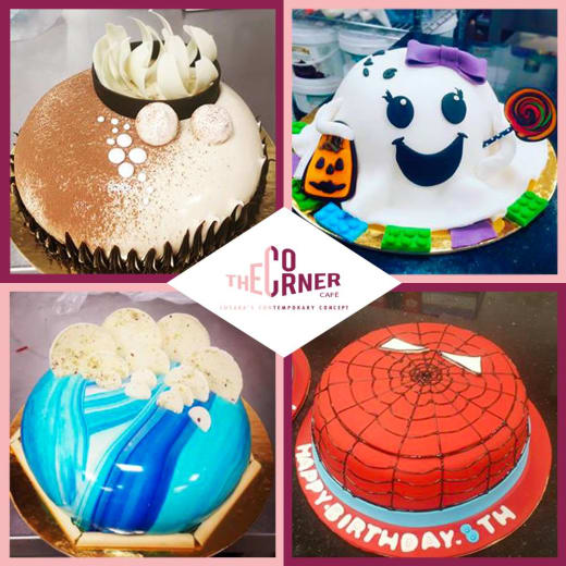 Cakes for all occasions! upto 50% off