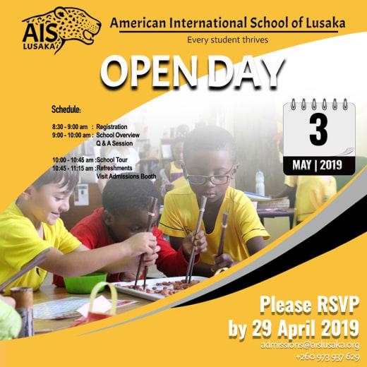 AISL school open day