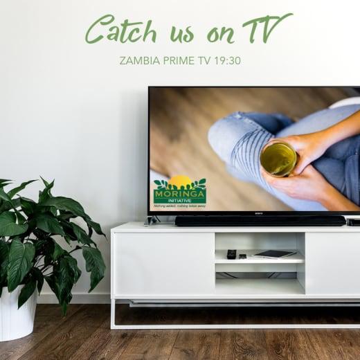 Have you seen Moringa on TV?