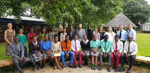 ISL supports students from Chasdale Community School in Chaisa