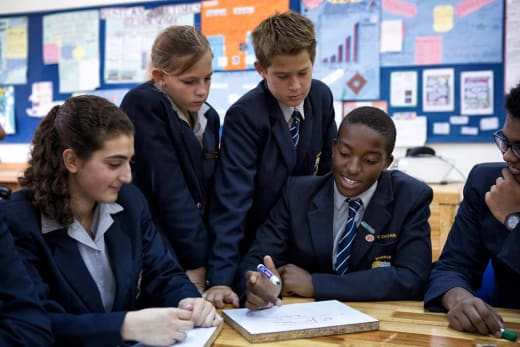 Learn about Baobab's year 9 IGCSE programme