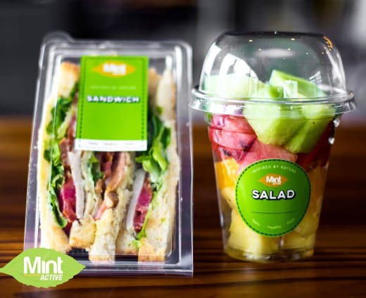 Tasty Grab and Go meals