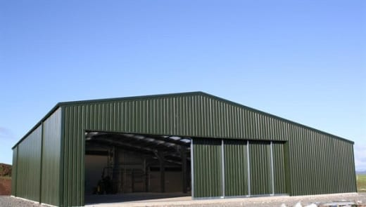 Have your steel warehouse fabricated
