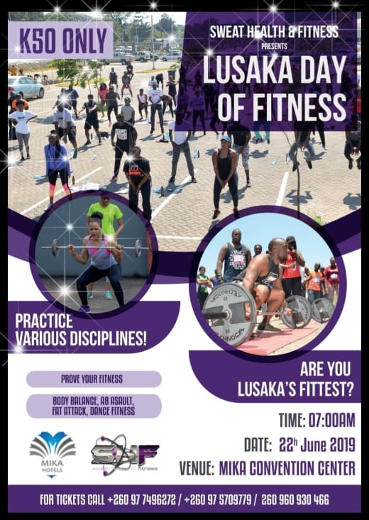 Lusaka Day of Fitness