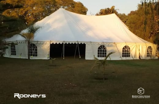 Marquees for your wedding
