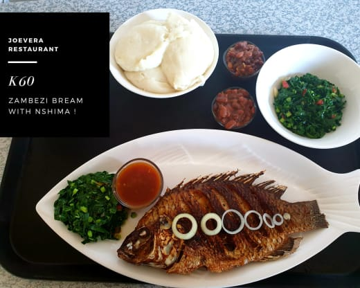 Come for lunch at JoeVera Restaurant