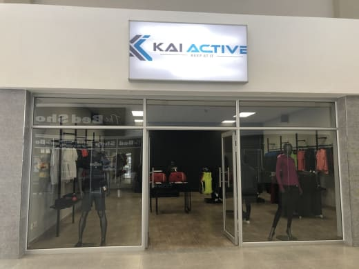 New store open at Twin Palm Mall