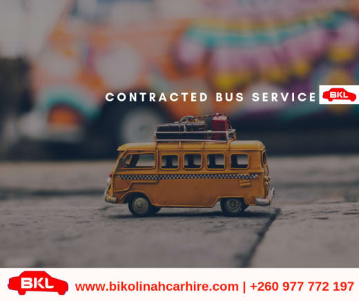 Contracted Bus Service