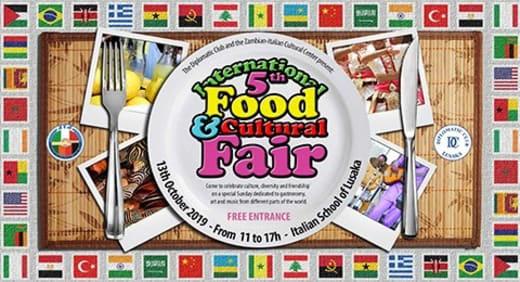 5th International Food and Cultural Fair