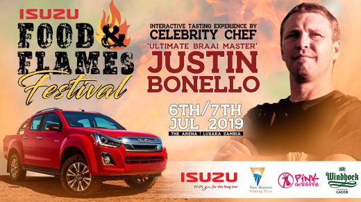 Isuzu Food and Flames Festival