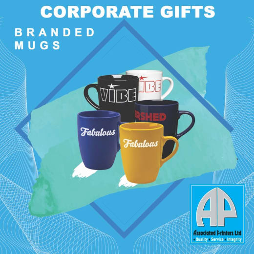 Corporate gifts -  branded mugs