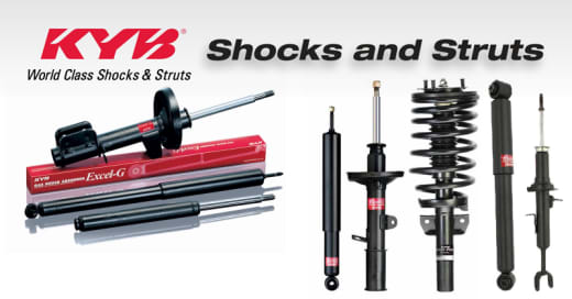 Quality shocks and struts available in stock