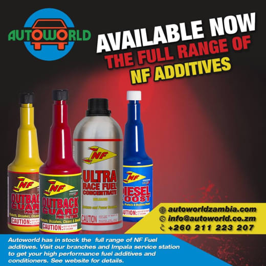 Enjoy enhanced performance with NF additives from Autoworld
