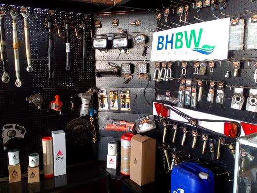 Get help procuring genuine machinery parts