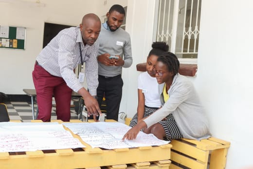 Accelerates the growth of Zambia's most promising startups